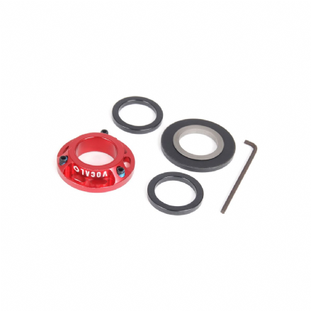 Vocal Vice Mid DRS Upgrade Kit - 19mm - Red